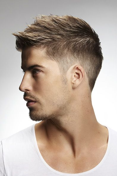 Short Hair clipart mens hair Hair for Top1 salon ideas