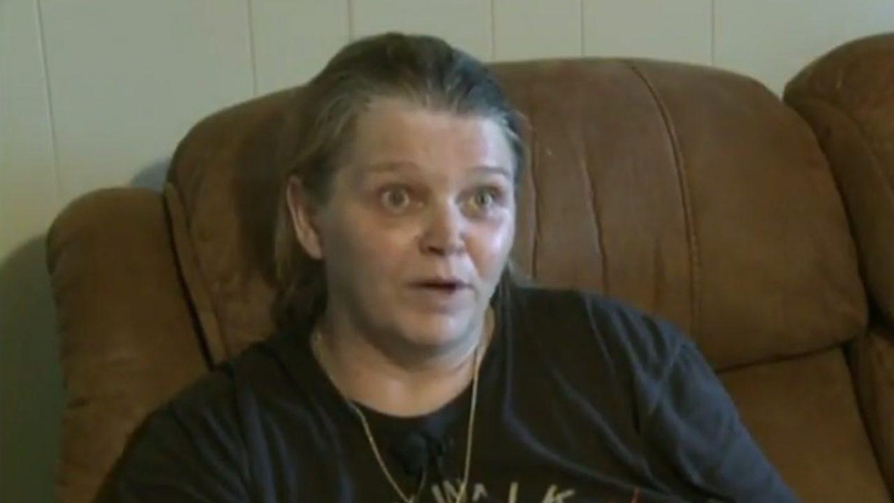 Short Hair clipart mother face Gun in sticks gun Mother