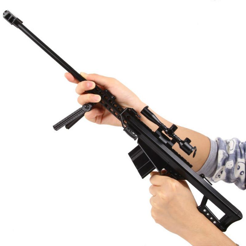 Shotgun clipart barrett Arma Rifle Sniper Toy Gun