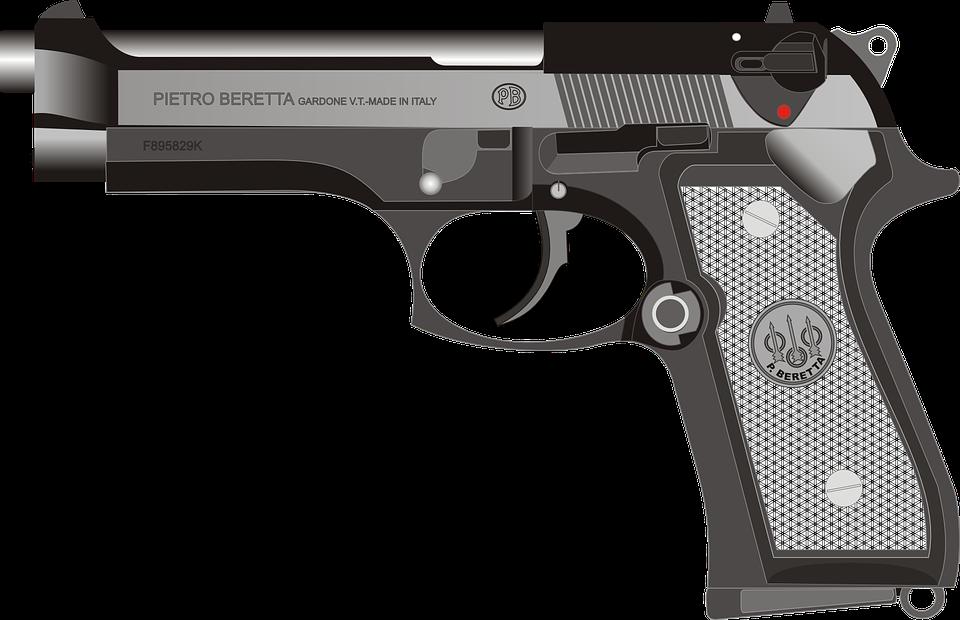 Shotgun clipart barrett Dibujo Gráfica Militar Fuego De