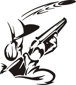 Shotgun clipart shooting sport And Pin about 55 best
