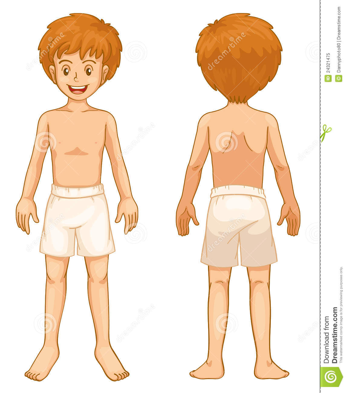 Rear clipart body part ThingLink of Shoulder Body the