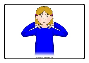 Shoulder clipart knee Shoulders ESL and Resources Head