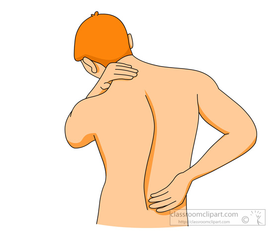 Shoulder clipart neck Images Panda back%20clipart Clipart Neck