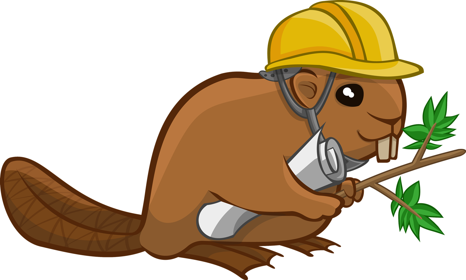 Beaver clipart cute A yours that & Free