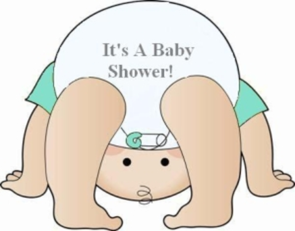 Baby clipart diaper Com Clker Download clip Shower
