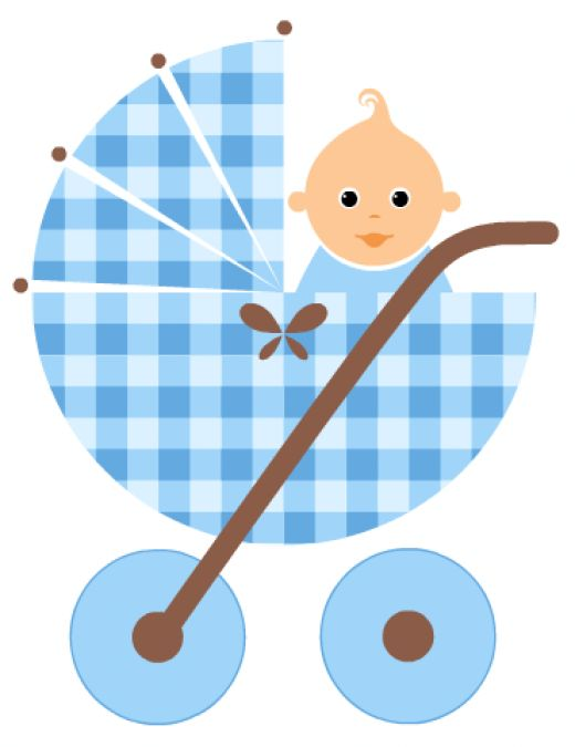 Baby clipart baby shower Free This baby clipart invitation