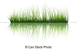 Shrub clipart grass Bush grass Clip collection clipart