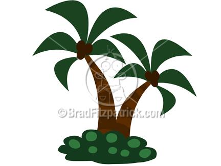 Shrub clipart two tree & Bush Trees Illustration Trees