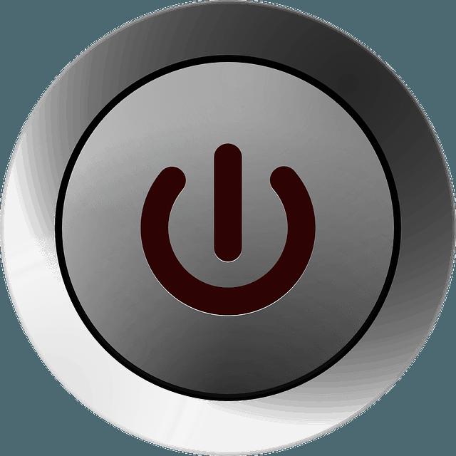 Button clipart computer power On Tweak Button com pctechguide