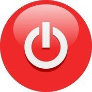 Shutdown Button clipart login 258 Power Button Clip (Page