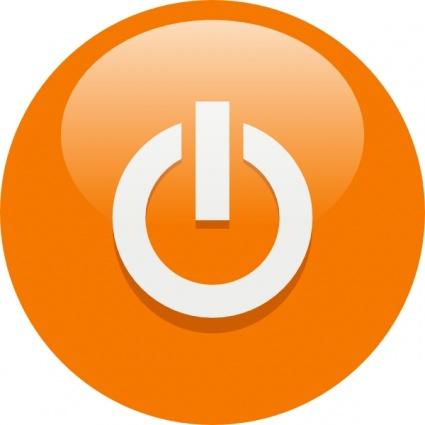 Shutdown Button clipart xbox  Button Power Xbox Clipart