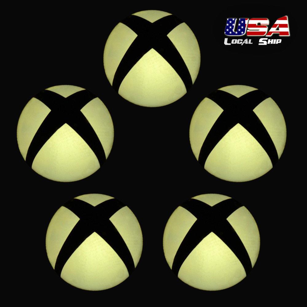 Shutdown Button clipart xbox Custom  LED Custom Xbox
