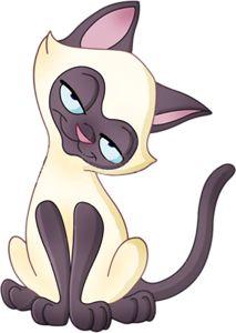 Siamese Cat clipart Silly Pinterest Mesevilág: (Dreamland: 164