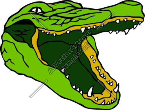 Sick clipart alligator Open  alligator Alligator Mouth