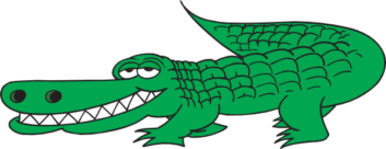Alligator clipart hungry Cool Alligator Favorite ClipartWar Hungry