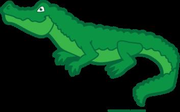 Sick clipart alligator Green Alligator Alligator com 2236