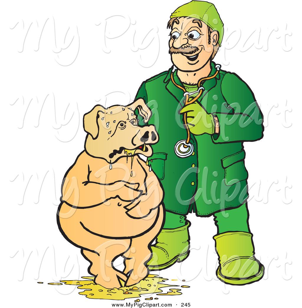 Sick clipart barf Pig Sick