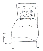 Sick clipart bed quote In Medical sick  clipart