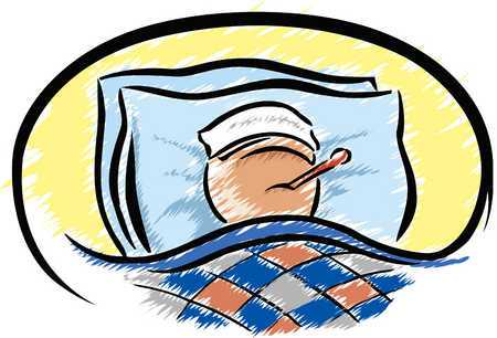 Sick clipart bed rest Cheating!) Recovery cheating!) Way (without