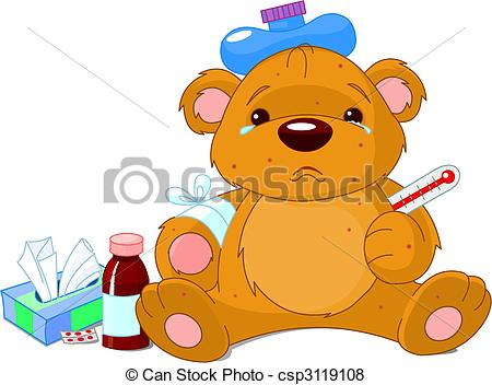 Sick clipart bull Art Puppy Bull Pit Bear