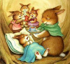 Sick clipart bunny Bunny is ideas More Lisa