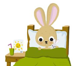Sick clipart bunny With by a Bunny Hancock
