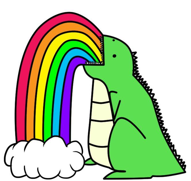 Sick clipart dinosaur Unicorn vom Pinterest images 9