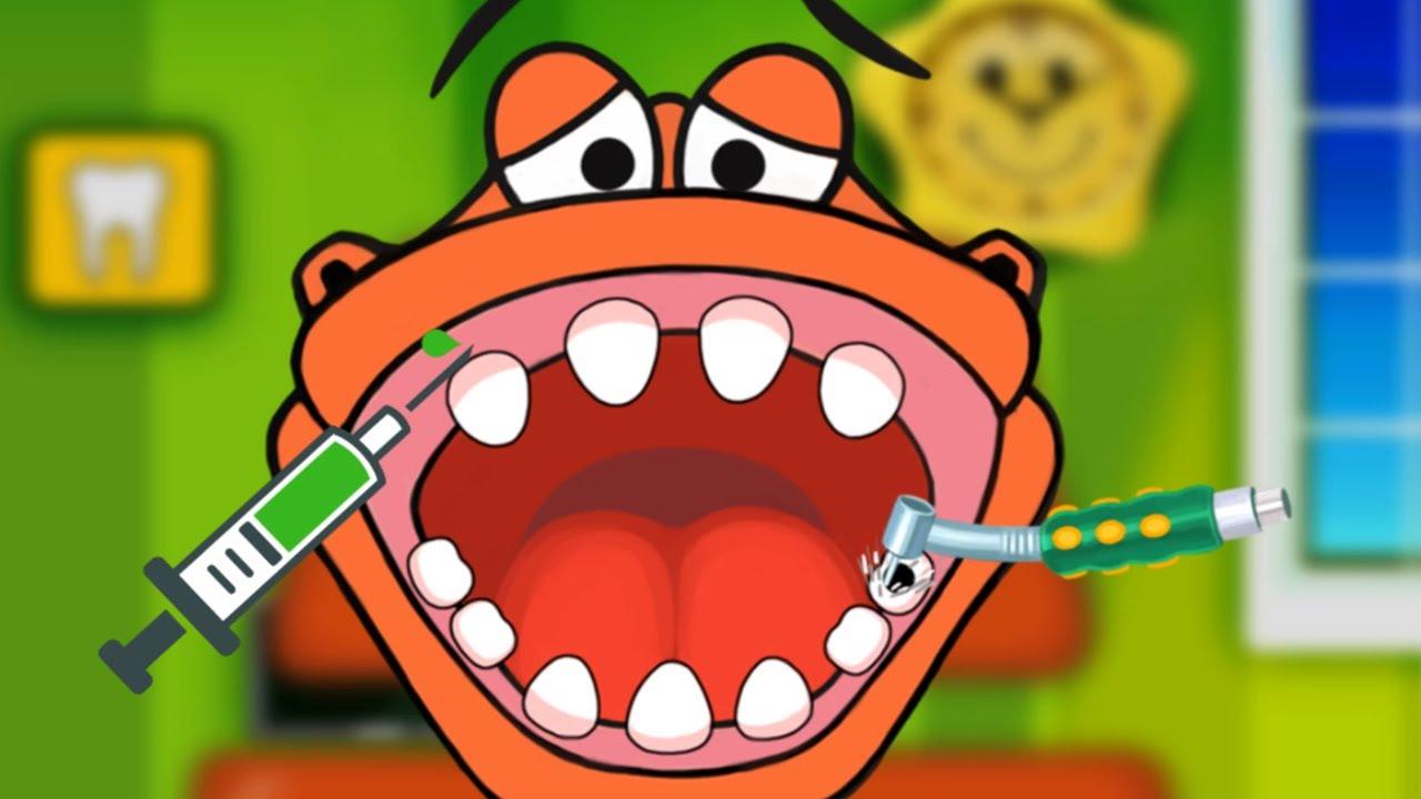 Sick clipart dinosaur Dino Play Dinosaur Teeth Learn