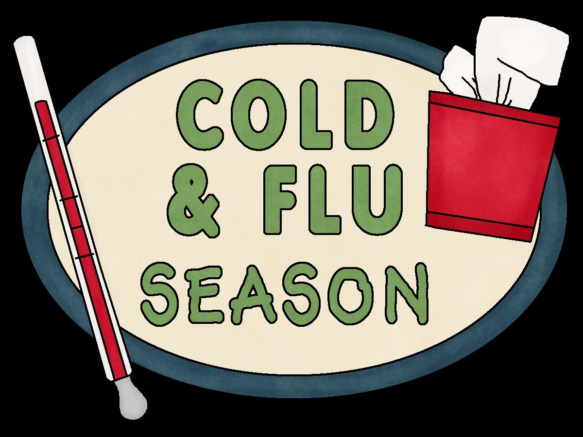 Sick clipart flu Clip Clipart Influenza Art Flu