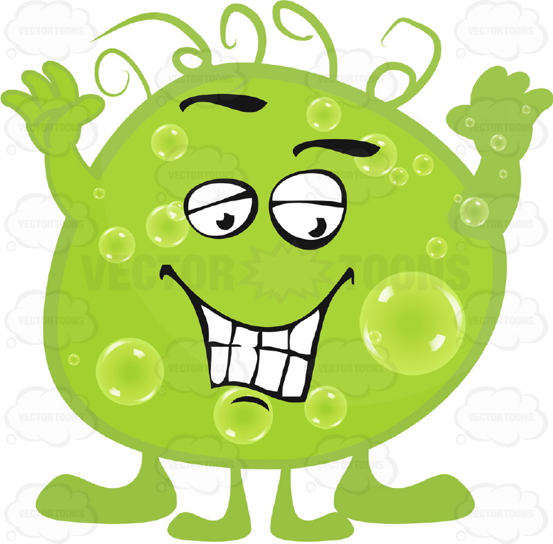 Sick clipart germ Face Germ Air Hands And