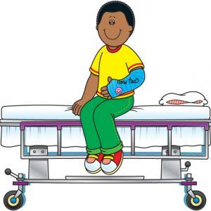 Sick clipart hospital patient Sick Hd Cartoon In Zone