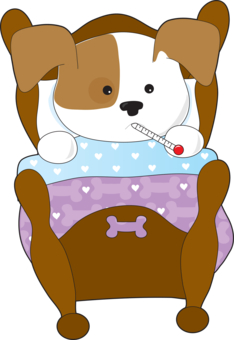 Teddy clipart sick Sick Clipart Clipart Download Animal