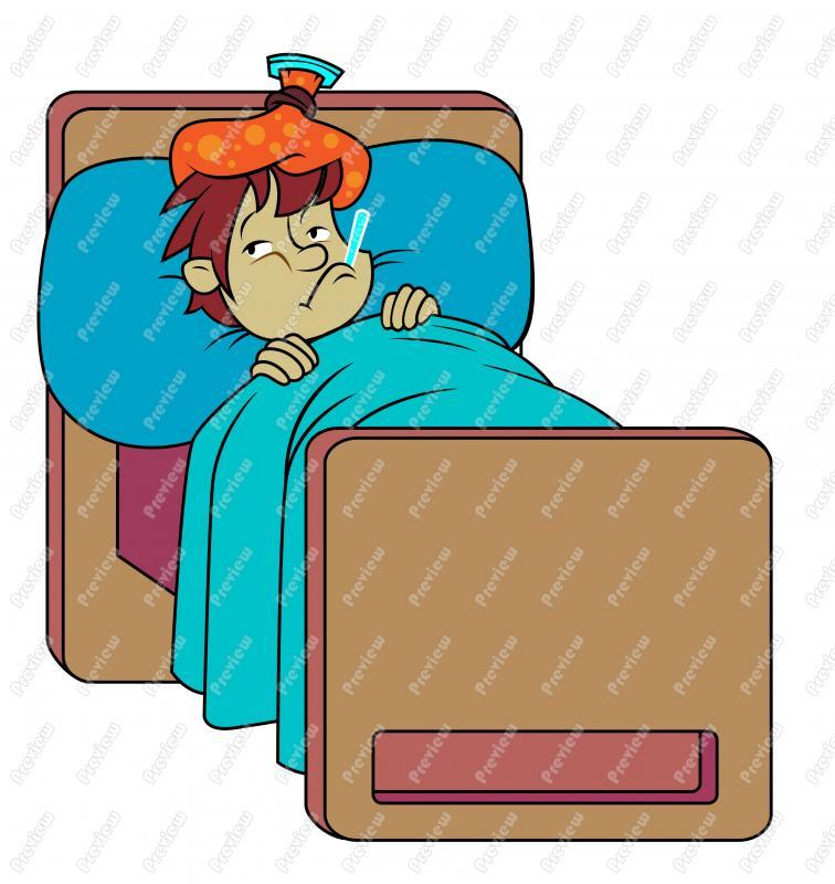 Sick clipart sick boy #4