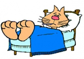 Sick clipart sick cat Sick Zone Cliparts Lady Cliparts