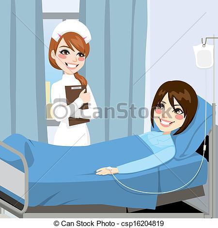 Room clipart hospital room #8