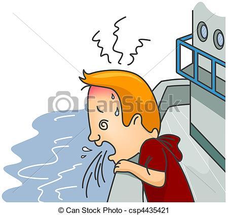 Sick clipart sickness #1