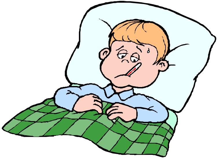 Sick clipart sickness #3