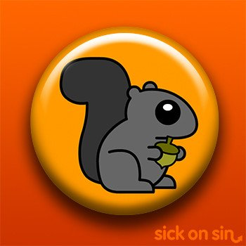 Sick clipart squirrel Products Sin Sick All –