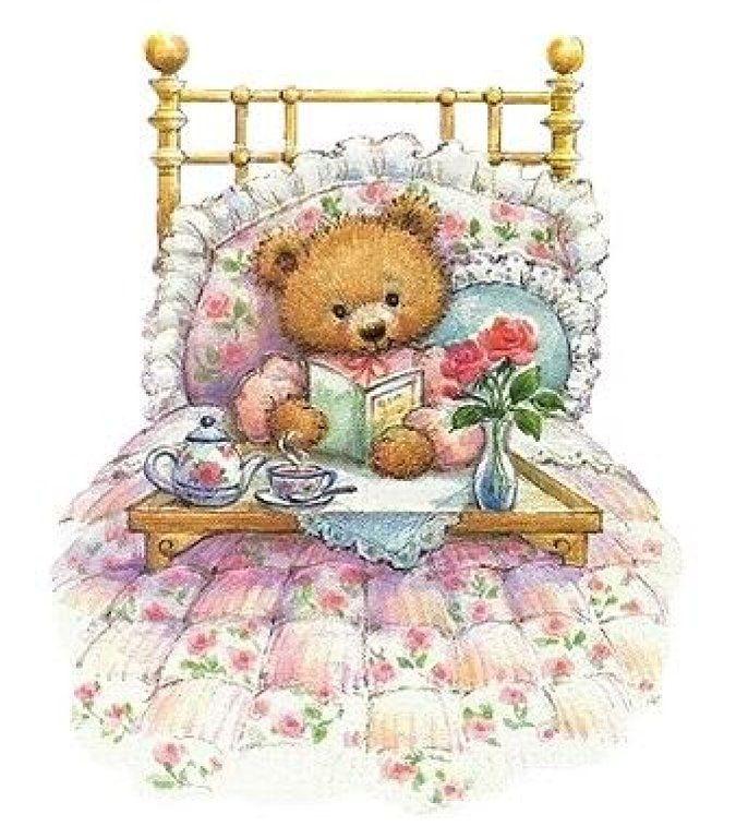 Teddy clipart sick Teddy on this Teddy and