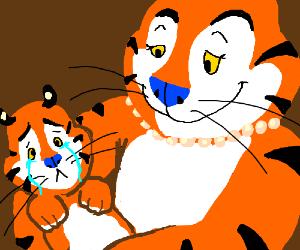 Sick clipart tiger Baby to Tiger Tony Rhinovirus