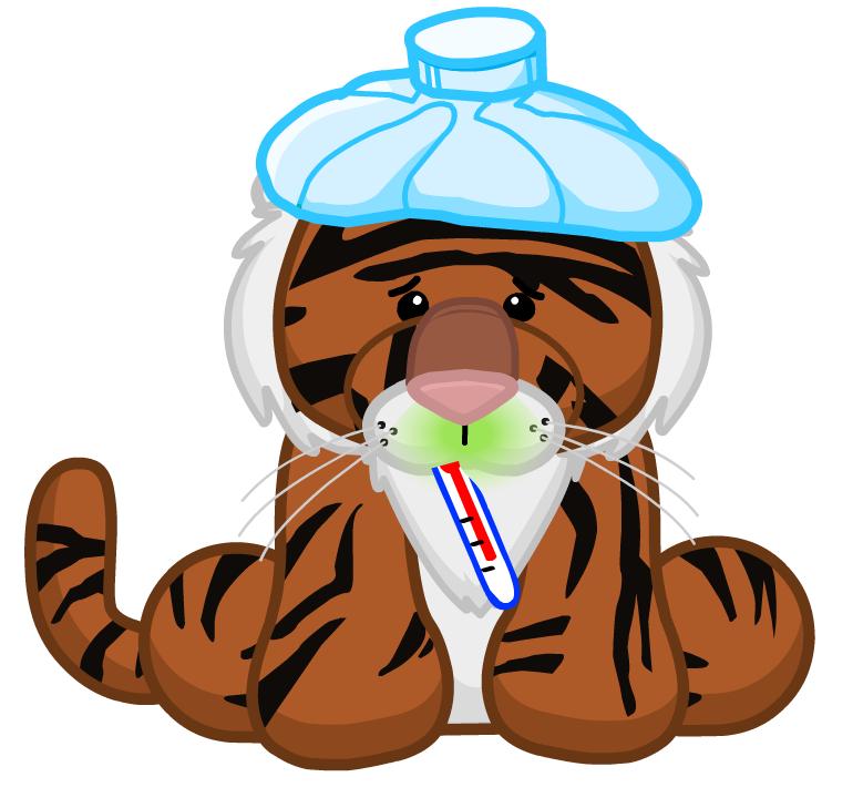 Sick clipart tiger Tiger Tiger png Sick Webkinz