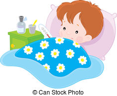 Sick clipart unwell A thermometer free royalty Sick