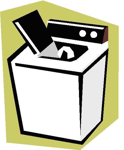 Sick clipart washing machine House run fold I but