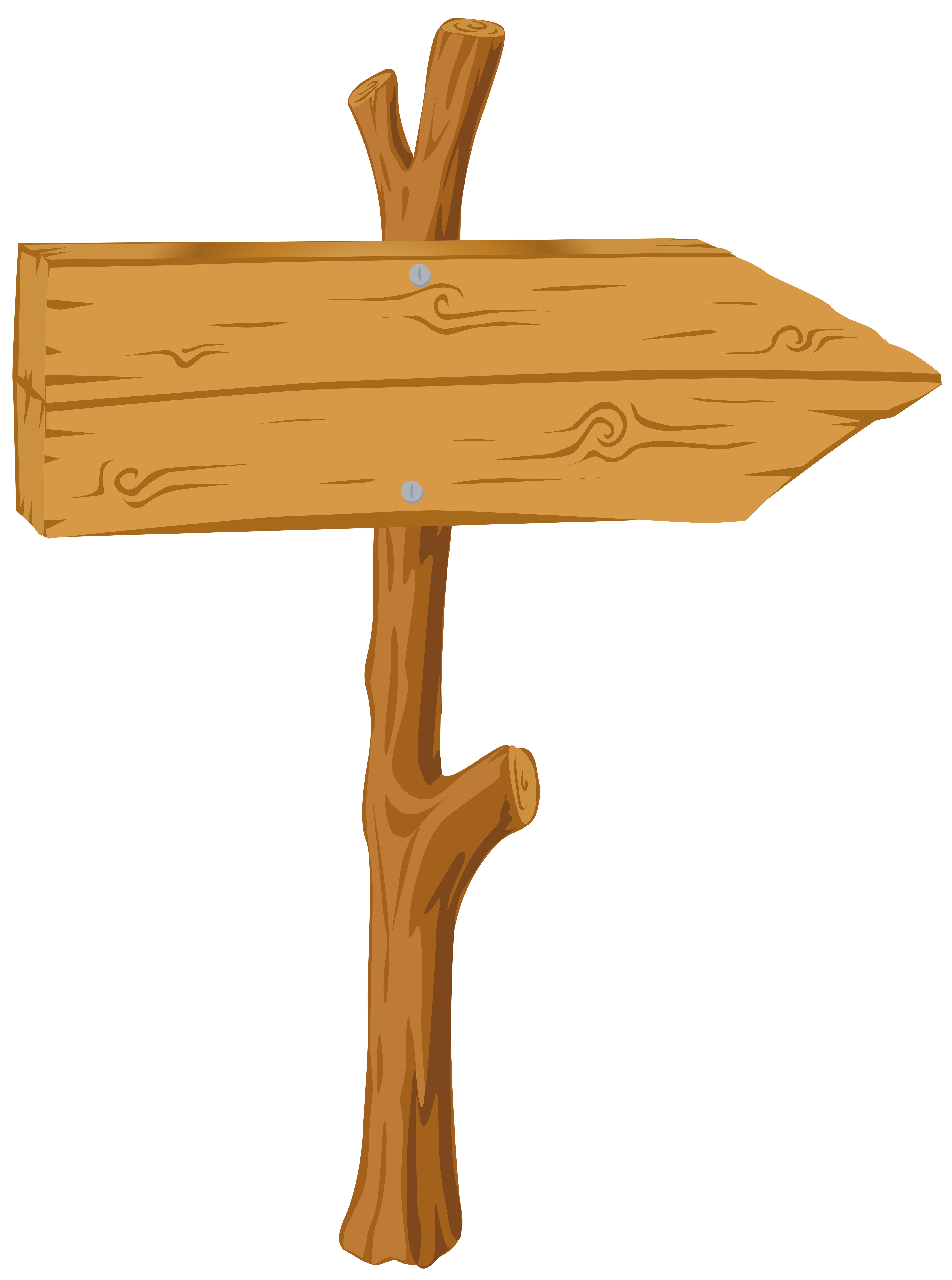 Wood clipart wooden plaque Yopriceville full Wooden View Image