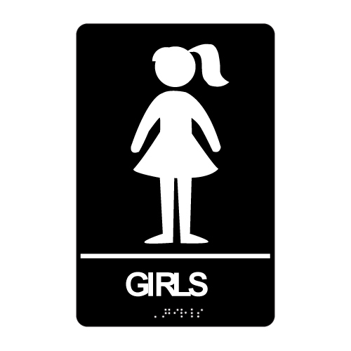 Toilet clipart restroom sign #15