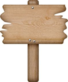 Wood clipart wooden placard On Wood Free Clip Cliparts
