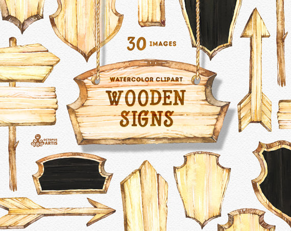 Planks clipart signage Clipart Wooden this Like planks