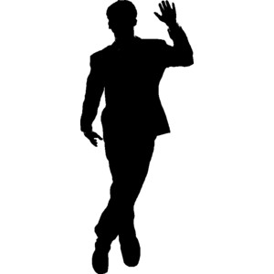 Silhouette clipart Clipart Free people walking Silhouette