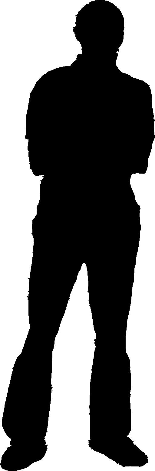 Silhouette clipart Clipart Free silhouette tux silhouette
